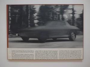 Gerhard Richter, Ferrari, 1964