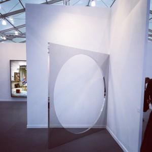 Jeppe Hein @ 303 Gallery