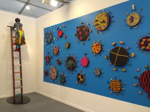 Yinka Shonibare @ James Cohan