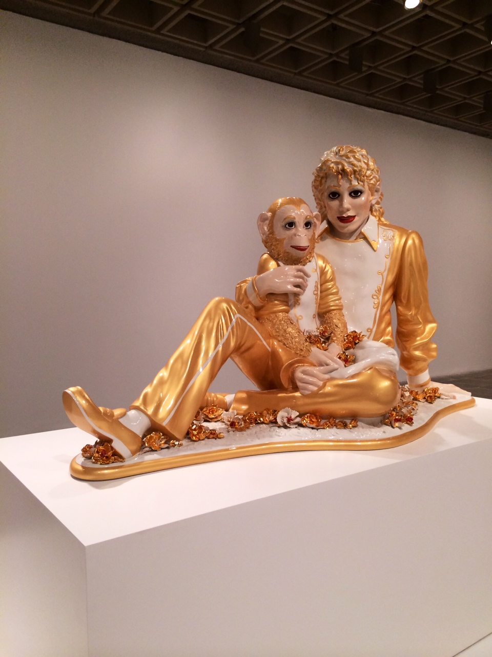 Bien connu art priori:The Koons Effect - art priori GD92